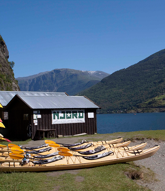 Kayak the Fjords of Norway
