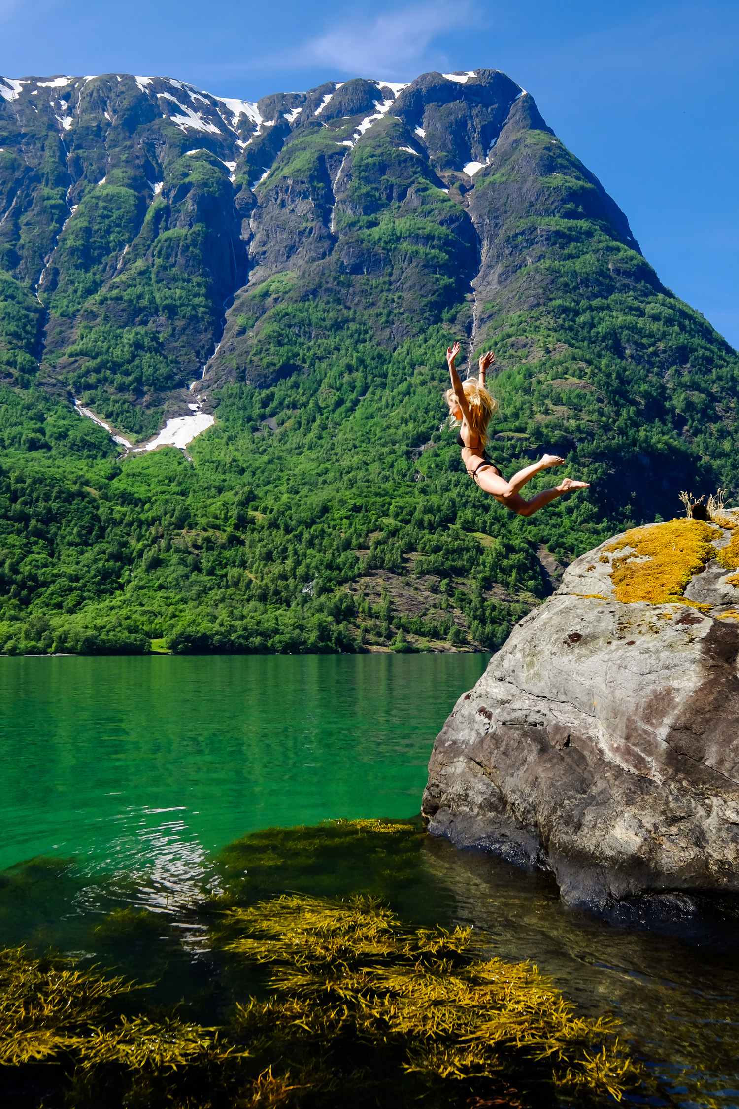 Dive into Norway